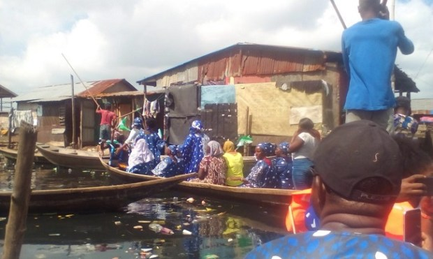Ogundimu Fishing Community