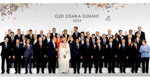 G20 Osaka 2019  G20 urged to co-ordinate world response to COVID-19 G20 2019