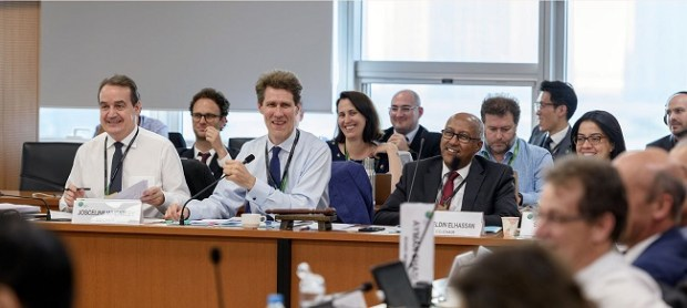 GCF Board Meeting