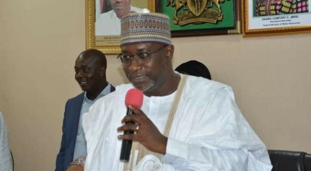 Suleiman Adamu  Govt gives five-year timeline to complete water projects Adamu
