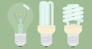 Energy-saving bulbs
