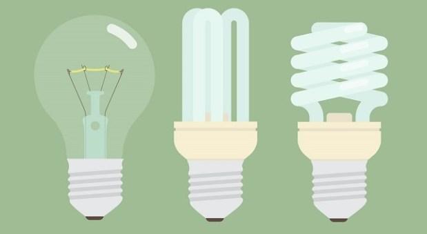Energy-saving bulbs
