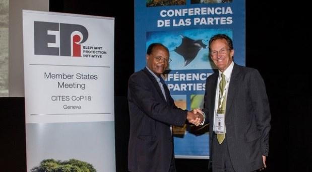 Elephant Protection Initiative - Eritrea  Eritrea emerges 20th member of Elephant Protection Initiative Eritrea