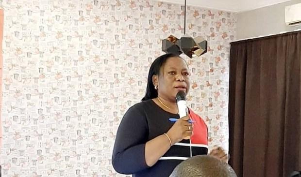 Iniobong Abiola-Awe  Climate change: Nigeria establishes National Inventory Cycle IMG 20190829 WA0013 1