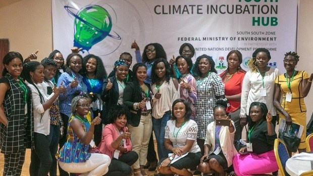 Climate Incubation Hub   Nigeria seeks climate solutions through youth involvement IMG 20190816 064505