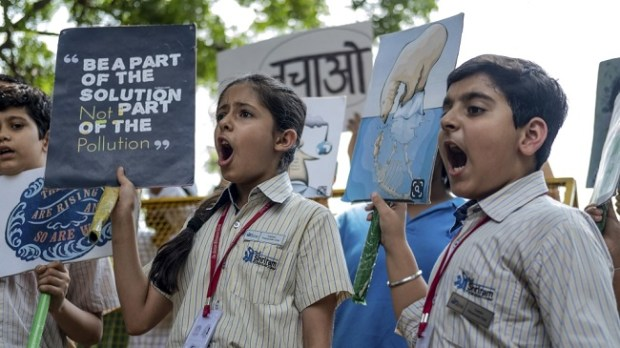 Climate Strike India  Thousands of students in India, Bangladesh, Poland join climate protests Climate Strike India