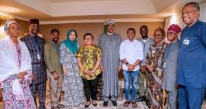 Buhari - Youths