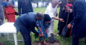 Ede Dafinone  Dafinone urges Nigerians to respect nature, preserve forest IMG 20190930 095656