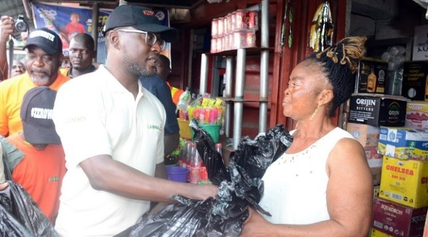 Lawma  Sort waste for recycling, LAWMA urges Lagos residents Lawma