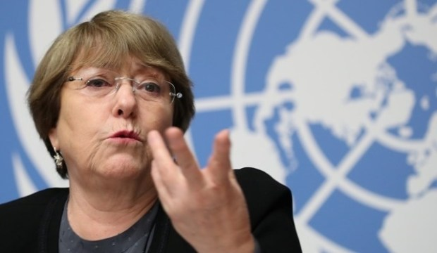 Michelle Bachelet  Climate change is biggest threat to human rights, says UN rights chief Michelle Bachelet