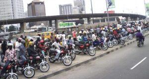 Okada in Lagos