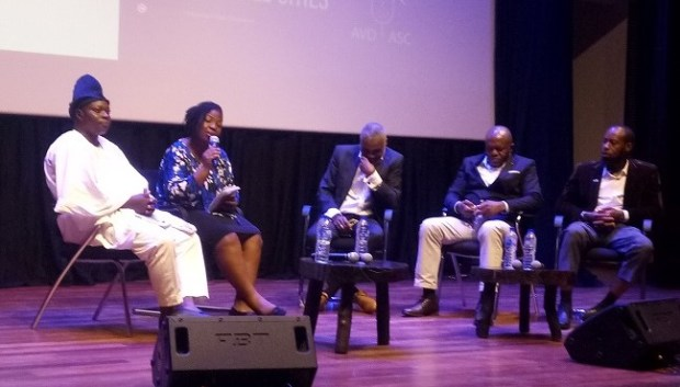 USF Panelists  France explores Africa's urban development challenges ahead of 2020 cities summit IMG 20191021 164309