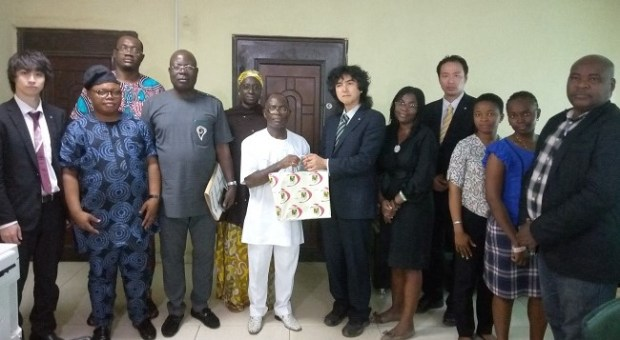 PAVE  PAVE collaborates with Japan, UNEP on Nigeria mercury survey project FMOE1