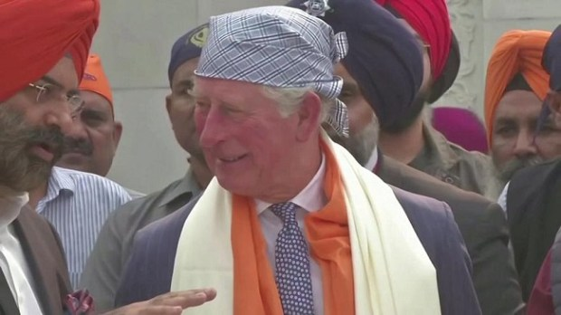 Prince Charles  Prince Charles talks climate change in India Prince Charles