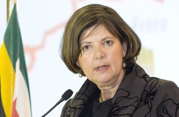 Barbara Creecy  South Africa calls for robust multilateral response to climate change Barbara Creecy