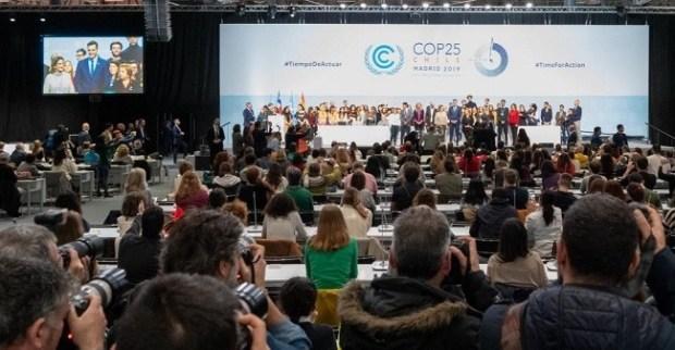 COP25 opening