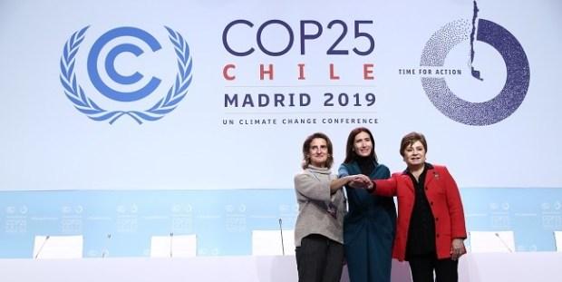 COP25 Venue Handover