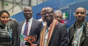 Nigerian youths at COP25
