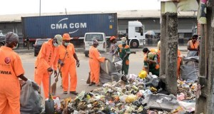 LAWMA  LAWMA lauded for 'clean' Lagos LAWMA 1