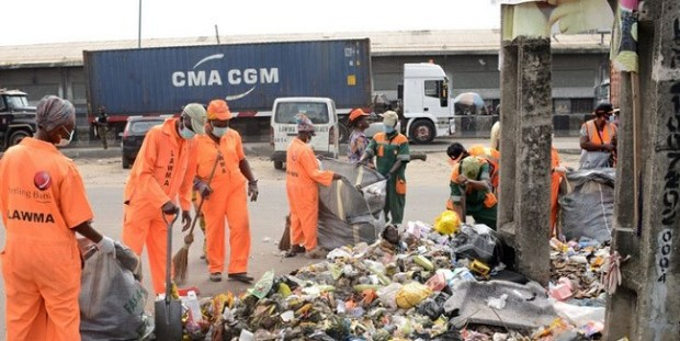 LAWMA  LAWMA campaign to extol, flay environmental promoters, offenders LAWMA 1
