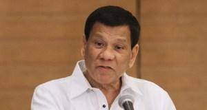 Rodrigo Duterte  The Philippines records first coronavirus death outside China Rodrigo Duterte
