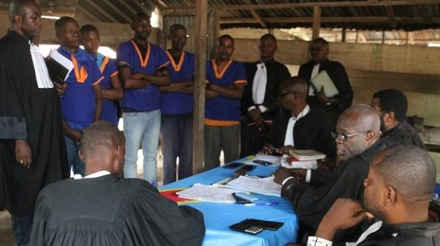 DRC villagers  DRC groups seek release of villagers involved in tussle with oil palm firm mail 4