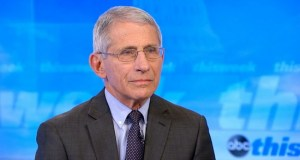 Anthony Fauci  Coronavirus could kill up to 200,000 Americans, health official warns Anthony Fauci