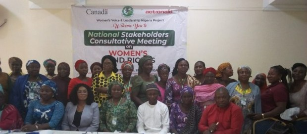Women farmers  Women farmers decry non access to land, call for Land Use Act review Women
