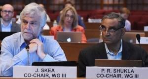 Shukla Skea IPCC  IPCC Working Group III holds first virtual Lead Author Meeting Shukla Skea IPCC