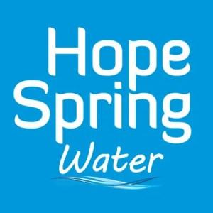 Hope Spring Water Logo