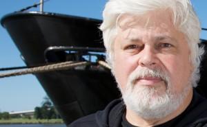 Captain Paul Watson Image: Sea Shepherd Conservation Society