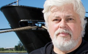 Captain Paul Watson Image: Sea Shepherd Conservation Society