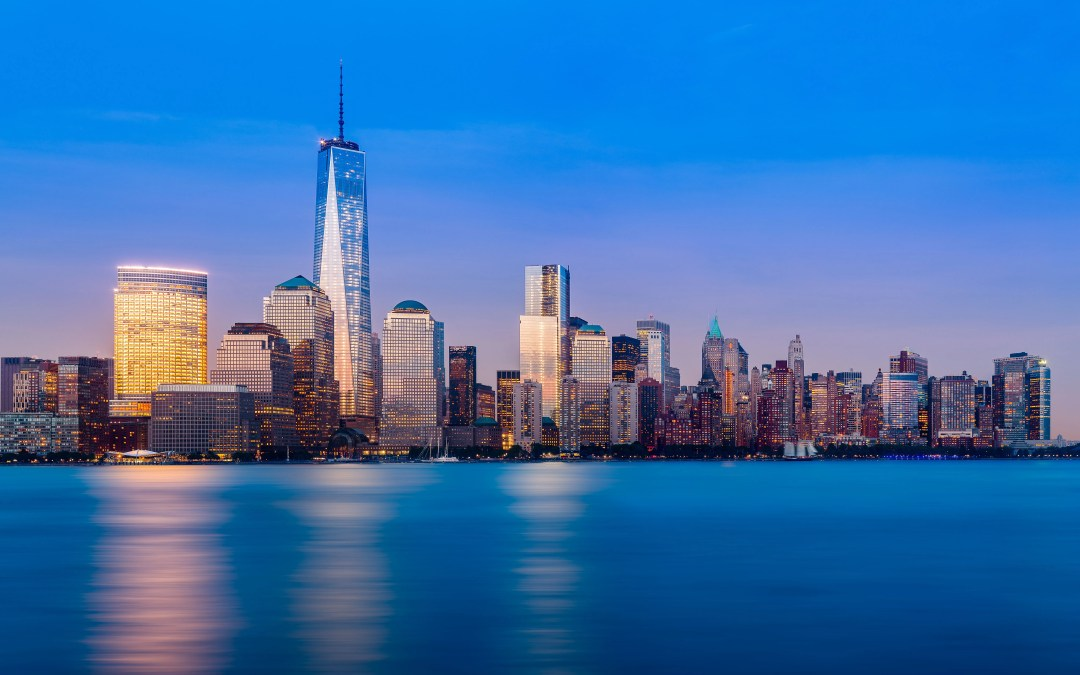 NYC Gets a Shining, Sustainable New World Trade Center