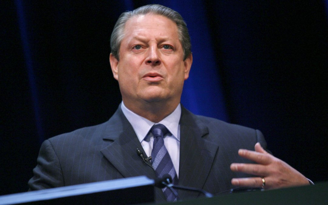 Al Gore, A Politician on the Environment's Side