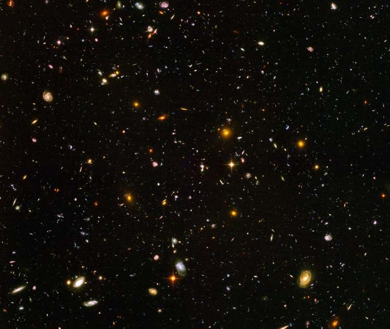 """Ancient """"Big Bang"""" Galaxies Are Earliest Ever Captured"""