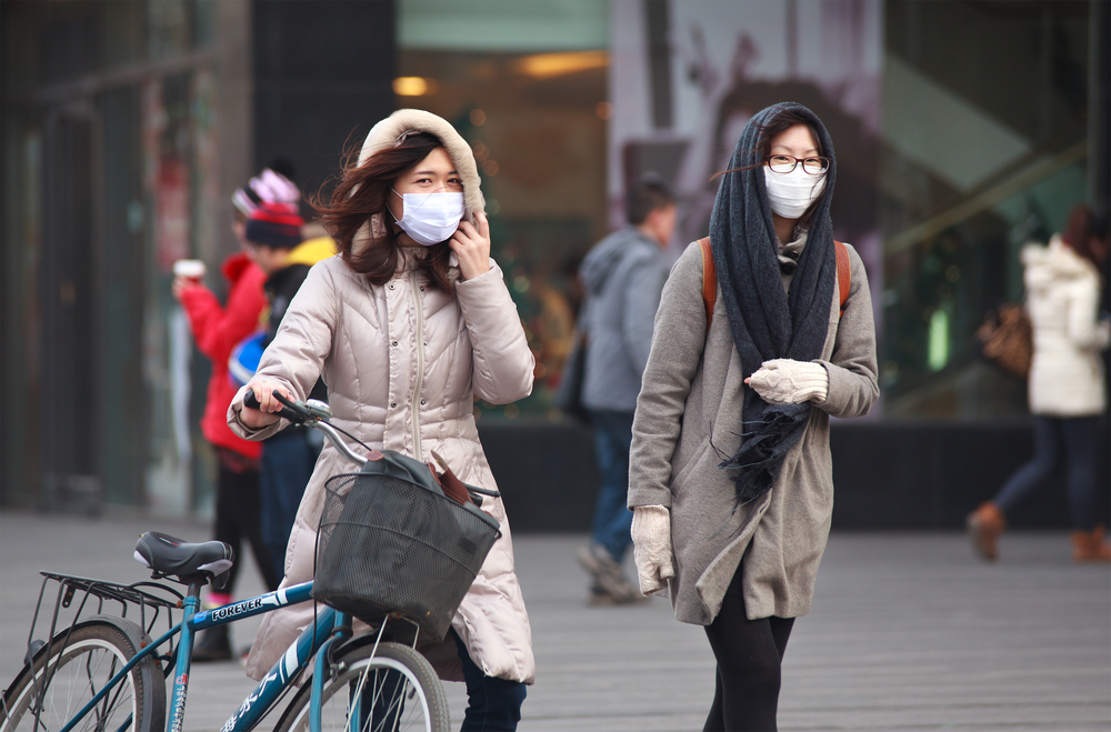 China Rewarding Cities for Progress on Air Pollution
