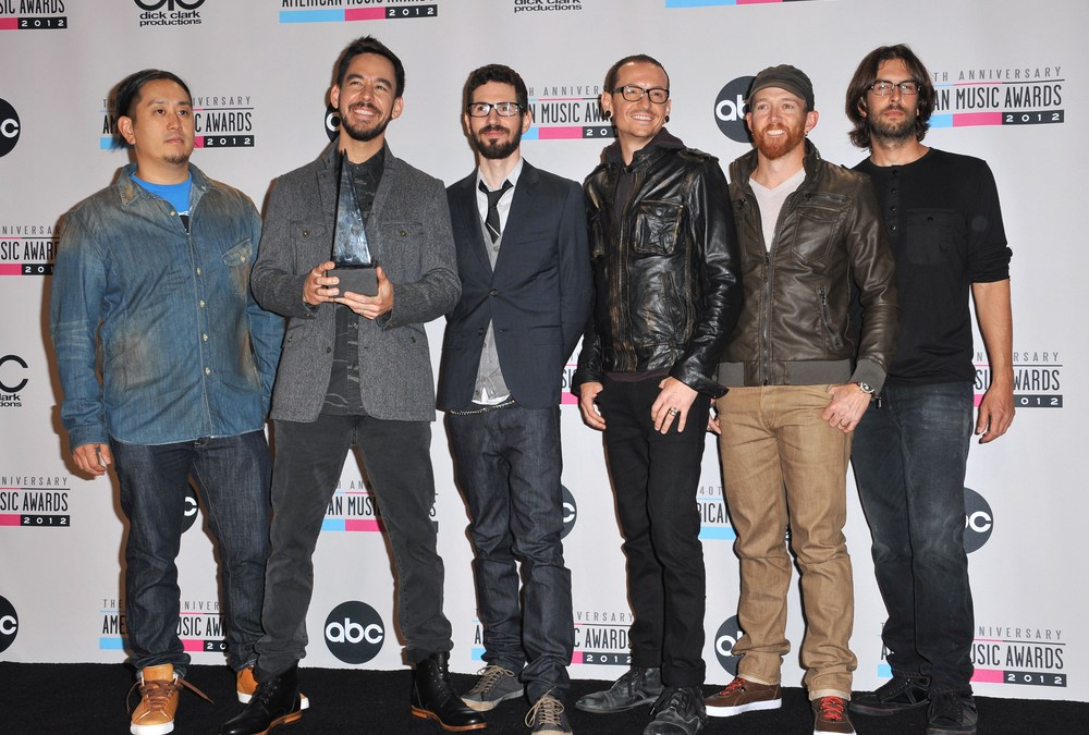 Linkin Park Honored With Environmental Excellence Award