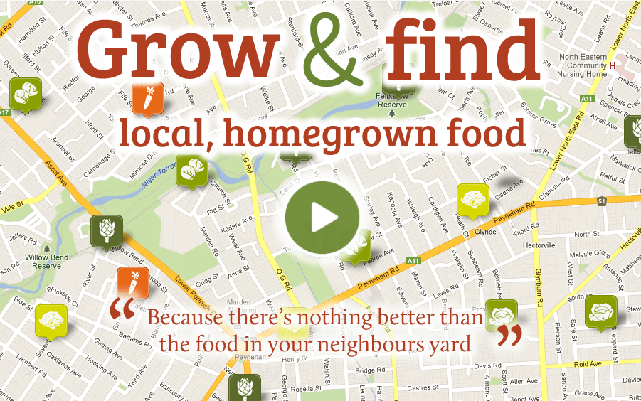 RipeNearMe Helps You Find Homegrown Produce