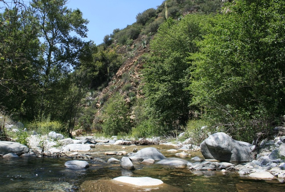 San Gabriel Mountains Now a National Monument