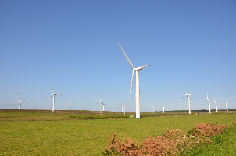 Scottish Wind Farm to Receive Major Funding