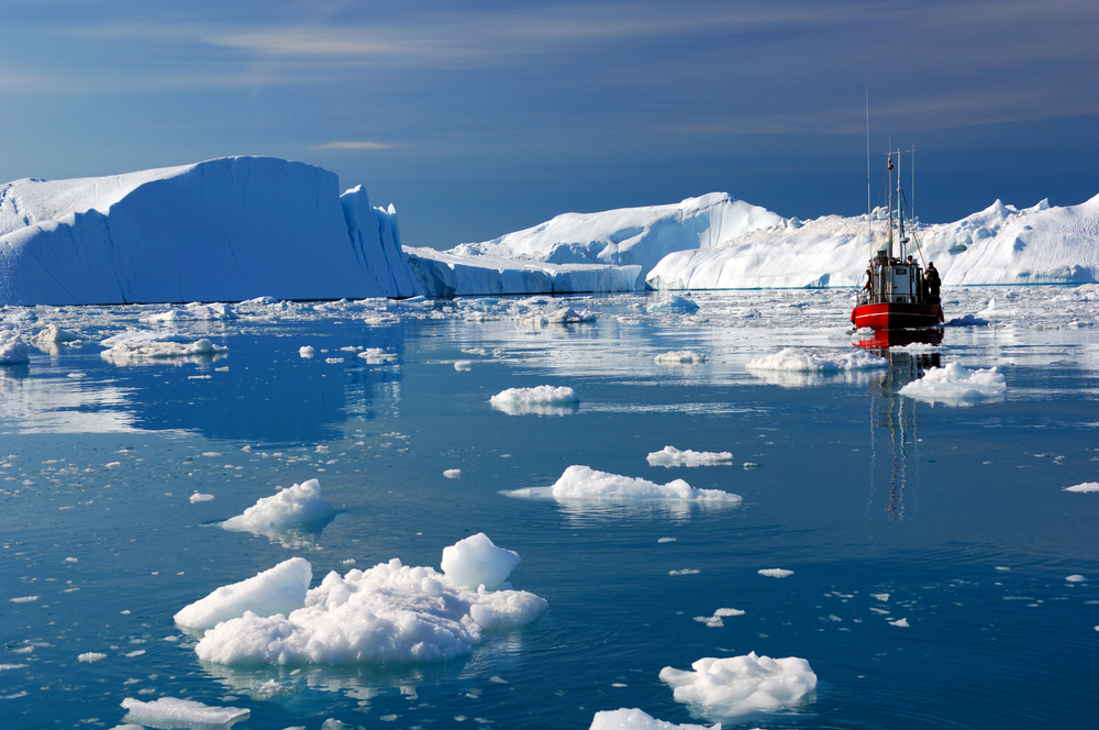 2015 Arctic Sea Ice Minimum Fourth Lowest in Recorded History