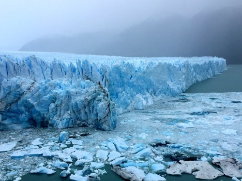 It's now become certain that climate change is causing glacier retreat.
