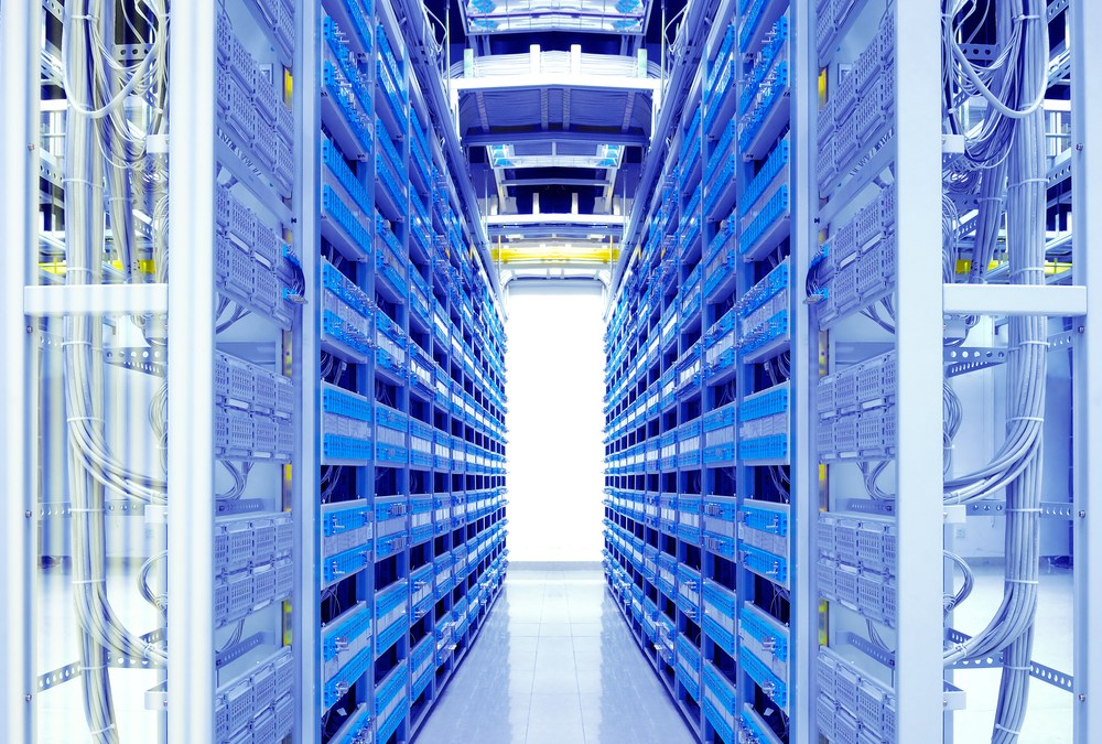 The Cloud Is Pushing Data Centers Toward Energy Efficiency
