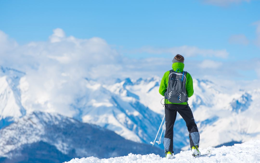 White Snow and Green Habits: Sustainability in Winter Sports