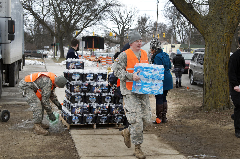 JUST Water Tackles Flint's Ongoing Water Crisis