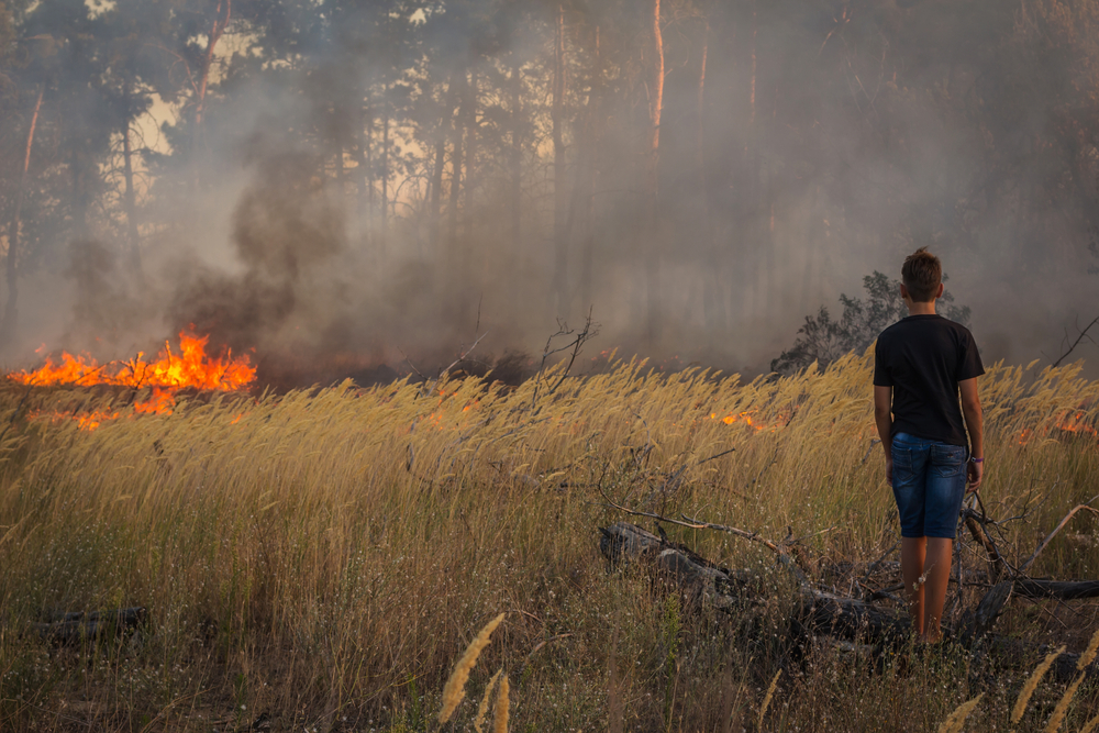 Fight Fires by Fighting Climate Change—and Practicing Basic Fire Safety
