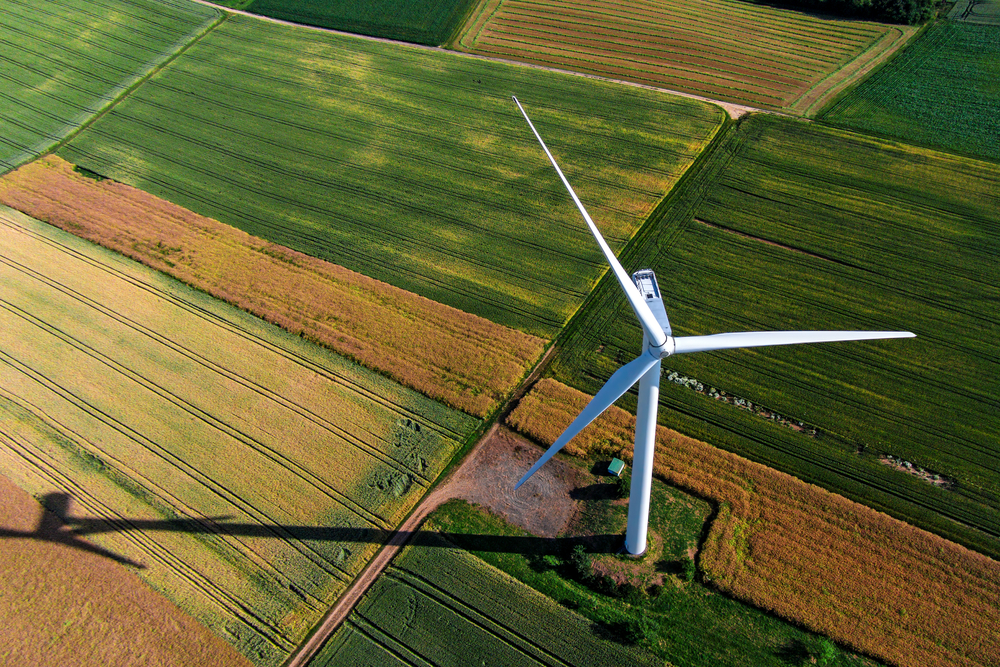 Wind Farms Are Now Iowa's Largest Power Source