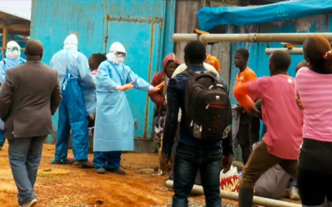 In the Shadow of Ebola – Exclusive Film Screening and Q&A