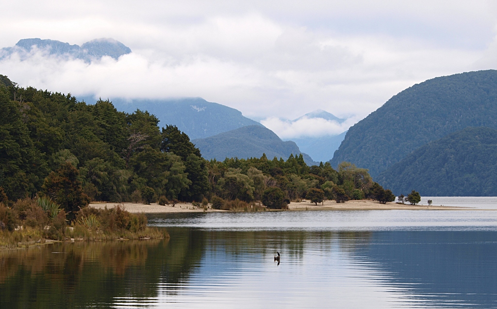 Q&A with Catherine Knight: Beyond Manapouri, 14 August 2018