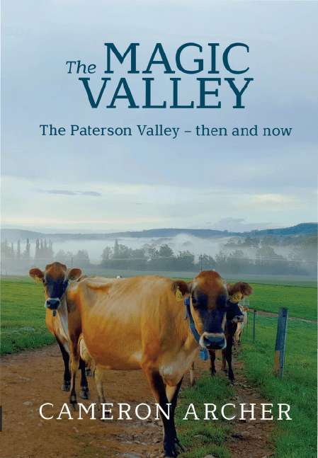 Book launch: The Magic Valley by Cameron Archer